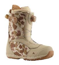 Burton Ruler Boa Men's Snowboard Boots - Dynasty Camo, Size 11