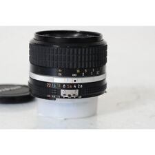 Nikon NIKKOR 35mm 1:2 .8 AIS