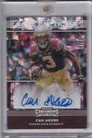 Cam Akers 2020 Contenders Draft Picks Game Day Ticket Cracked Ice Rc Auto /23