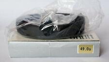 Hoya 49mm rubber lens hood in box.