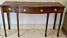 BAKER Historic Charleston Collection Mahogany Huntboard Server Sideboard
