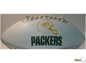 1988-89 Green Bay Packers Team Signed (Printed) Football - Nice Collectible!
