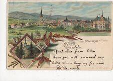 Gruss Aus Oberursel a Taunus 1904 U/B Chromo Litho Postcard Germany 399a