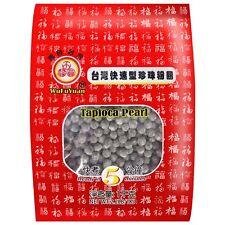 Wufuyuan Black Tapioca Pear for Bubble Tea 1KG