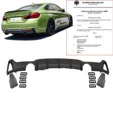 Diffusor Sport-PERFORMANCE 435 passend für BMW F32 F33 F36 mit M-Paket + ABE TÜV