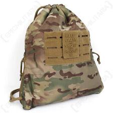 Hextac Sportsbag - Multitarn Camo - Bag Backpack Rucksack Gym School Army 7L New