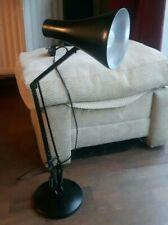 Vintage Anglepoise 90  Metal Adjustable Table Lamp