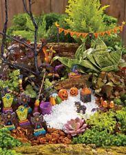 Studio M Gypsy Garden Fairy Garden Fall Thanksgiving Halloween - Choose Designs