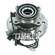 Sp580303 Wheel Bearing And Hub Assembly Front Left Timken Sp580303