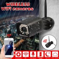 Sricam Wireless WiFi 1080P WLAN IP Network Camera CCTV Security Cam IR Voice