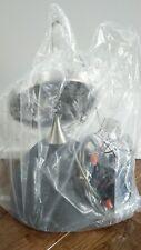 Besa Lighting Brella Titan Satin Nickel Mini Pendant with bulb **FREE SHIPPING**