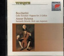 Luigi Boccherini: Cello Sonatas; Fugues for 2 Cellos ~ Classical ~ CD ~ Used VG