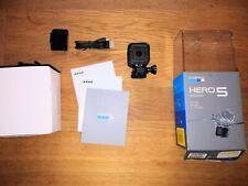 GoPro Hero 5 Session  HD Waterproof Action Camera - Black