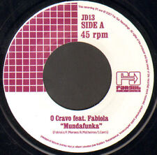 "O Cravo, Feat. Fabiola - Mundafunka (Daz-I-Kue Re Edit) - 2007 Far Out Vinyl, 7"""