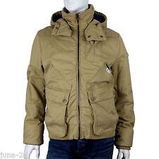 G-Star Winter Jacke Parka ONTARIO Hooded Bomber Gr. XL Neu mit Etikett beige