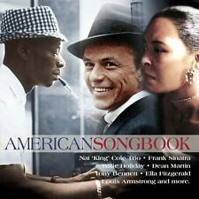 AMERICAN SONGBOOK - VARIOUS ARTISTS (NEW SEALED 2CD) Frank Sinatra,Peggy Lee,