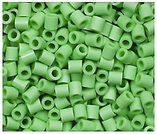 1000 Perler Pastel Green Color Iron on Fuse beads New 80-19053
