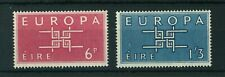 Ireland 1963 Europa full set of stamps. MNH. Sg 195-196