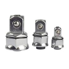 Clé de serrage plate engrenage Cliquet adaptateurs Socket bague 1/4 3/8 1/2pouce