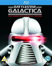 BATTLESTAR GALACTICA The complete Original Series Blu ray Box Set RB