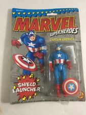 CAPTAIN AMERICA MARVEL SUPER HEROES 1993 TOY BIZ NEW SEALED