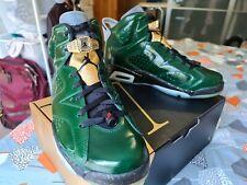 Nuevo Nike Air Jordan 6 VI Retro champán UK9.5 US10.5 DS 1 4 11 2014 de cigarro