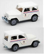 Siku Super 1058 Jeep CJ-7 2,5L mit Softtop, US-MAIL, ca. 1:58