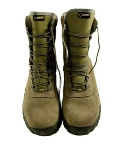 ROCKY S2V Special Ops Military Duty Boots 103-1 Sage Green Men's SIZE 8.5 R