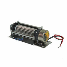 """Universal Cross-Flow 5"""" 12V Turbo Cooling Fan For Amplifiers /Amp TF5"""
