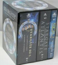 Stargate: The Complete Series Collection DVD Box Set New SG1+Atlantis+SGU