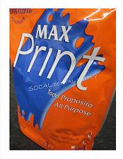 Alginate Impression Material Max Print All Purpose 1 Lb By Mdc Dental