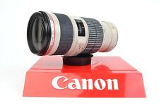 Canon EF 70-200mm f/4 L IS USM Lens #J82385