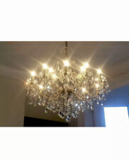 Timothy Oulton Crystal Chandelier (Medium)