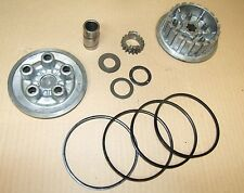 Early Yamaha RD200 Clutch Parts 71 RD 200 CS3 195 cc RH Hub Bearing Pressure Pla