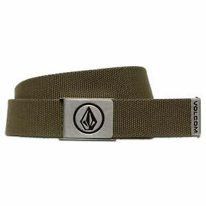 Volcom Circle Web Belt - Military