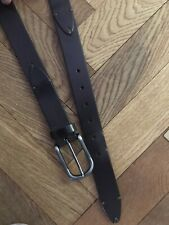 Andersons Belt Brown Leather