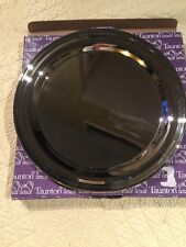 """Taunton 10"""" Vogue Plain Tray Silverplated New In Box"""