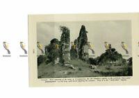 Polonnaruwa Ruins, Ceylon (Sri Lanka), Book Illustration, c1920