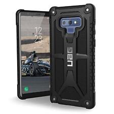 Case UAG MONARCH for Samsung Galaxy NOTE 9 - BLACK - 211051114040