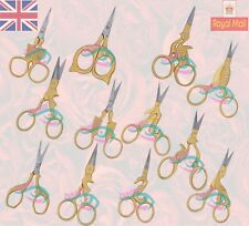 More details for embroidery scissors on ebay, tailor stitch scissors, nail scissors, uk seller