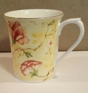 Queen's Floral Fine Bone China Mug Made in England