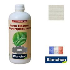 Blanchon White Soap For Oiled Wood Floors 1 Ltr