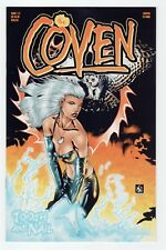 Avatar The Coven: Tooth and Nail (2002) #1/2 Waller Ltd to 4,000 NM