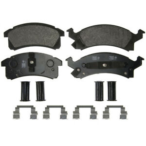 Disc Brake Pad Set-SST Front Federated MD506
