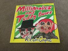Kevin Coyne - Millionaires And Teddy Bears - Orig UK LP (1976) Blues Rock