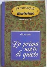 La Prima Notte Di Quiete,Giorgiana  ,Fabbri Editori ,1990