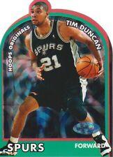 2000-01 NBA Hoops Hot Prospects Originals #H2 Tim Duncan San Antonio Spurs
