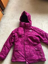 womens north face winter jacket small