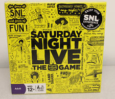 Saturday Night Live Board Game Snl to Test Your Trivia Brand New Sealed Package