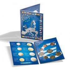 Leuchtturm Münzkarte für 1 Euro-kursmünzensatz